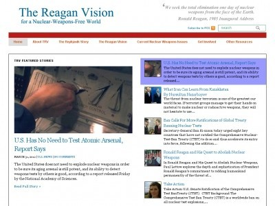 The Reagan Vision